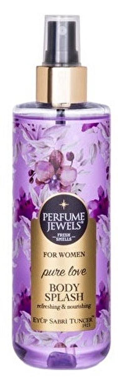 Eyüp sabri tuncer Eyüp Sabri Tuncer Perfume Jewels Women Pure Love Vücut Spreyi 25 Renksiz